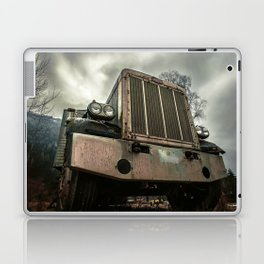 Rusty Warrior Laptop & iPad Skin