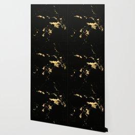 Black Marble #5 #decor #art #society6 Wallpaper