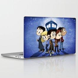Allons-y! Laptop & iPad Skin
