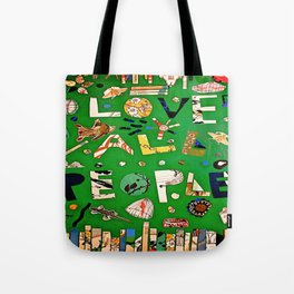 Love All People Tote Bag