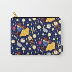 Be Our Guest Pattern Carry-All Pouch