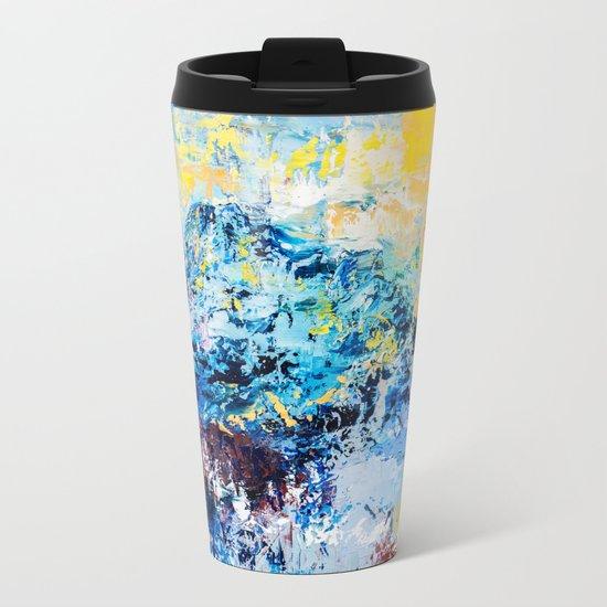 Visionary mountain Travel Mug