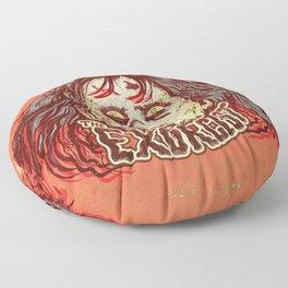 Exorcist Floor Pillow