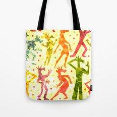 Happy New Year Unicorn! Tote Bag