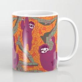 Sloth Mosaic Coffee Mug