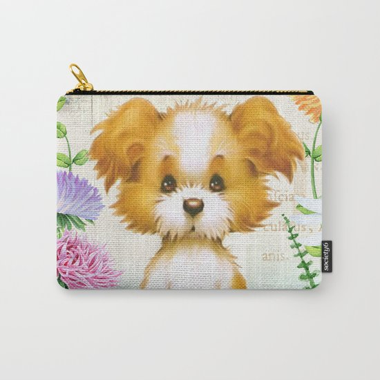 Sweet animal #3 Carry-All Pouch