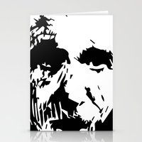 einstein Stationery Cards featuring Einstein by ivaDima