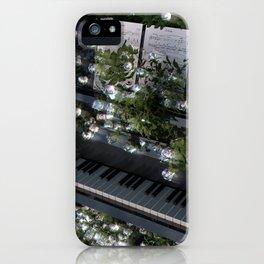 Prélude iPhone Case