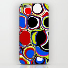 Bubbles Pouring Like iPhone Skin