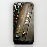 writer iPhone & iPod Skins featuring Writer  by Rick Staggs