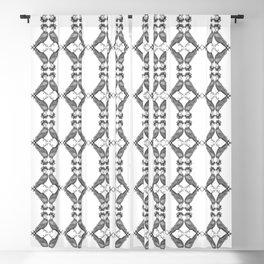Harpy pattern Blackout Curtain