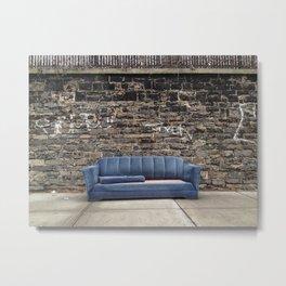 sofa free Metal Print