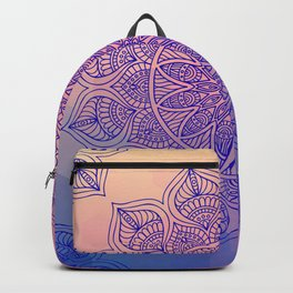 Mild Mandala Backpack