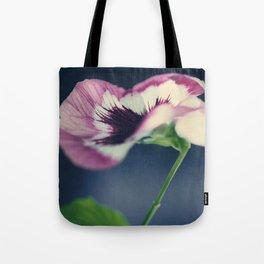 pansy Tote Bag