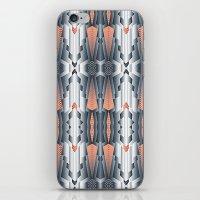 vogue iPhone & iPod Skins featuring vogue by kociara