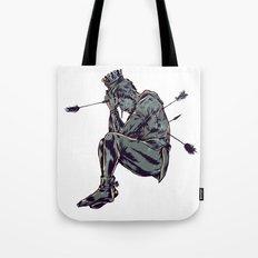 As Saint SEbastian Tote Bag