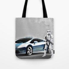 Lamborghini Troopers Tote Bag