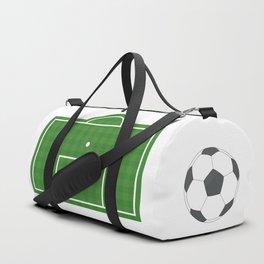 Football Penalty Area Duffle Bag