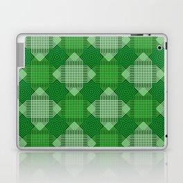 Op Art 67 Laptop & iPad Skin