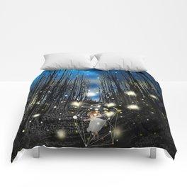 FIREFLIES NIGHT Comforters