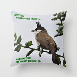 Journey Maxim Throw Pillow