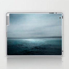 Sea Under Moonlight Laptop & iPad Skin