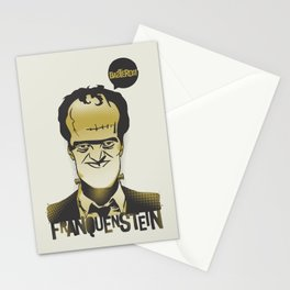 Franquenstein Stationery Cards