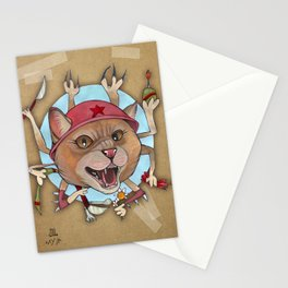 Kitty Kitty Stationery Cards