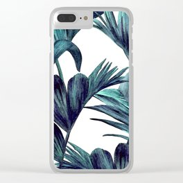 #tropical Clear iPhone Case