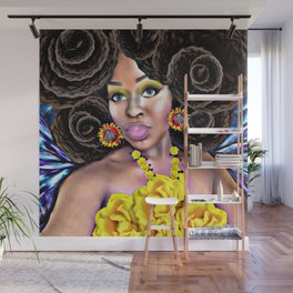 Grace Cole Wall Mural