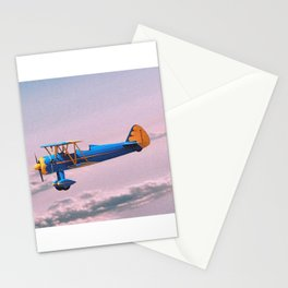 Busy Boy | Blue Stationery Cards
