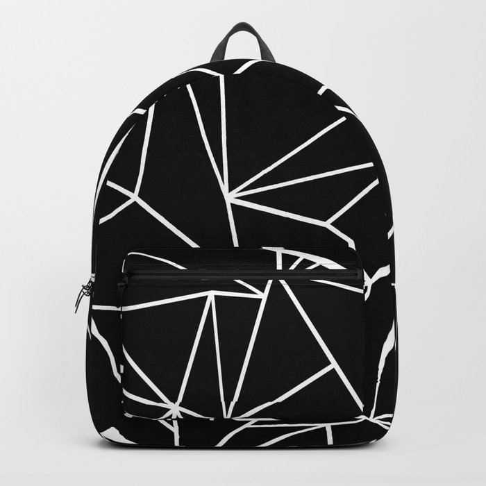 Abstract Heart Backpack