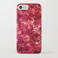 ruby iPhone & iPod Cases featuring Ruby by Lotus Effects