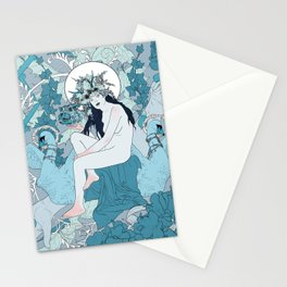 Lucid Interval Stationery Cards