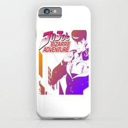 Jojos Bizarre Adventure iPhone Case