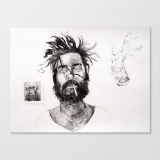 Domesticated #1 Canvas Print