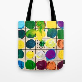 Free Play Every Day  Tote Bag