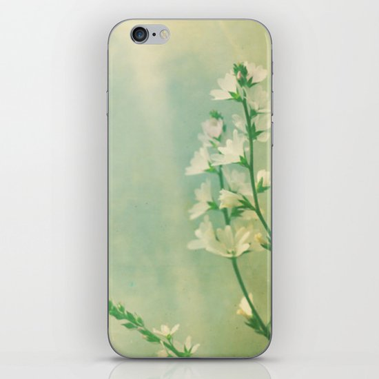 Such A Pretty Story iPhone & iPod Skin