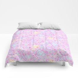 Power Up! Comforters