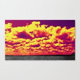 Lake(rs)? Canvas Print