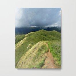 Pillbox Hills Metal Print