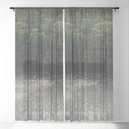 Wild Woods Sheer Curtain