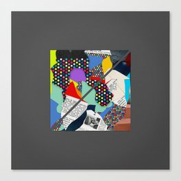 Square #1 Canvas Print
