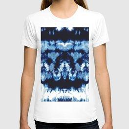 Tie-Dye Shibori Neue T-shirt