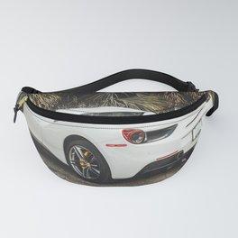 Italian Sports Car Fanny Pack