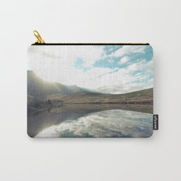 Sunny afternoon at a lake Carry-All Pouch