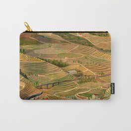 Douro Valley Portugal Carry-All Pouch