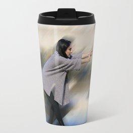 Hold on and Brace Travel Mug