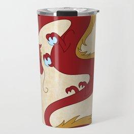 Chinese Dragon Travel Mug