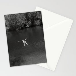 Embracing the moment Stationery Cards